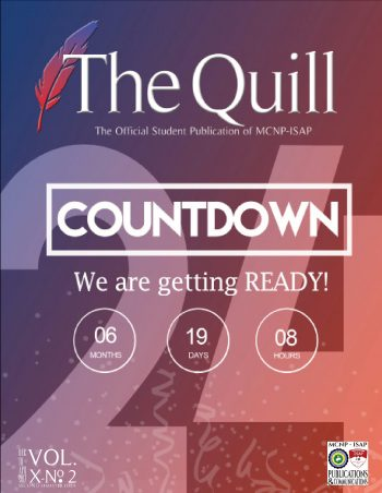 SECOND SEMESTER - THE QUILL 2017-18-01